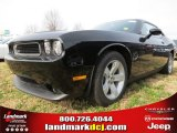 2013 Pitch Black Dodge Challenger SXT #74624533