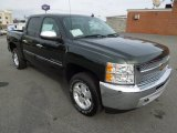 2013 Fairway Metallic Chevrolet Silverado 1500 LT Crew Cab 4x4 #74624930