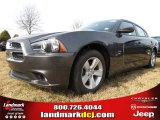 2013 Granite Crystal Dodge Charger SXT #74624521