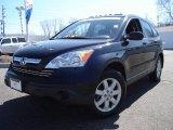 2007 Nighthawk Black Pearl Honda CR-V EX 4WD #7430535
