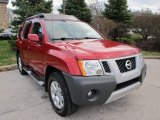 Nissan Xterra 2010 Data, Info and Specs