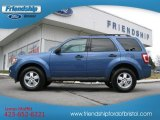 2009 Sport Blue Metallic Ford Escape XLT #74624399