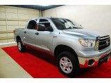 2010 Silver Sky Metallic Toyota Tundra CrewMax 4x4 #74624491
