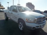 2006 Bright White Dodge Ram 1500 SLT Quad Cab #74624376
