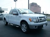 2010 Oxford White Ford F150 Lariat SuperCab #74624374
