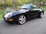 1996 Porsche 911 Midnight Blue Metallic