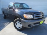 2005 Black Toyota Tundra Regular Cab #74624628