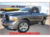 2011 Mineral Gray Metallic Dodge Ram 1500 ST Regular Cab #74624757
