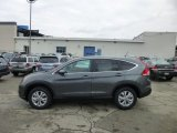 2013 Polished Metal Metallic Honda CR-V EX AWD #74624969