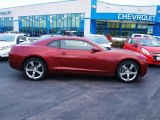 2010 Red Jewel Tintcoat Chevrolet Camaro LT/RS Coupe #74624354