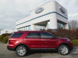 2013 Ruby Red Metallic Ford Explorer XLT 4WD #74624351