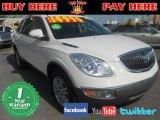 2009 White Opal Buick Enclave CX #74624963