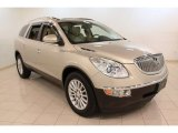 2009 Gold Mist Metallic Buick Enclave CXL AWD #74624864