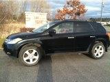 2003 Super Black Nissan Murano SL AWD #74624715