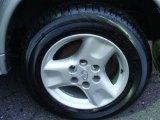Infiniti QX4 2002 Wheels and Tires