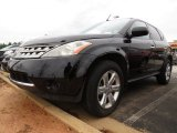 2007 Super Black Nissan Murano S #74684601