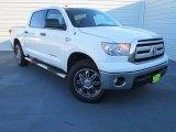 2013 Super White Toyota Tundra SR5 CrewMax 4x4 #74684384
