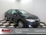 2012 Attitude Black Metallic Toyota Camry XLE #74684494