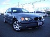 2005 Silver Grey Metallic BMW 3 Series 325xi Sedan #74684492