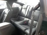 2008 Ford Mustang Bullitt Coupe Rear Seat