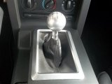 2008 Ford Mustang Bullitt Coupe 5 Speed Automatic Transmission