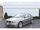 2009 Platinum Bronze Metallic BMW 3 Series 328xi Sedan #74684177