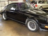 1981 Porsche 911 Black Metallic