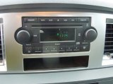 2008 Dodge Ram 3500 Big Horn Edition Quad Cab 4x4 Dually Audio System
