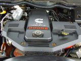 2008 Dodge Ram 3500 Big Horn Edition Quad Cab 4x4 Dually 6.7 Liter Cummins OHV 24-Valve BLUETEC Turbo-Diesel Inline 6-Cylinder Engine