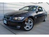2010 Jet Black BMW 3 Series 328i xDrive Coupe #74684162