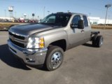 2013 Chevrolet Silverado 3500HD LT Extended Cab 4x4 Dually Chassis Data, Info and Specs