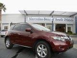 2010 Merlot Red Metallic Nissan Murano SL #74684154