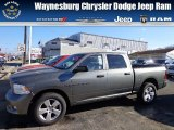 2012 Mineral Gray Metallic Dodge Ram 1500 Express Crew Cab 4x4 #74684359