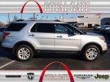 2011 Ingot Silver Metallic Ford Explorer XLT 4WD #74684144