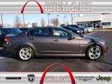 2009 Magnetic Gray Metallic Pontiac G8 Sedan #74684140