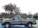 2013 Ford F250 Super Duty XL Regular Cab Data, Info and Specs