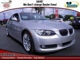 2010 Titanium Silver Metallic BMW 3 Series 328i Coupe #74684646