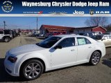 Bright White Chrysler 300 in 2013