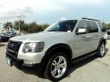2010 Ford Explorer Brilliant Silver Metallic