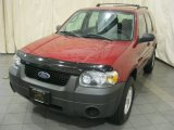 2006 Redfire Metallic Ford Escape XLS #74684544