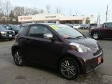 2012 Black Currant Metallic Scion iQ  #74684324