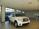 2010 Super White Toyota Tundra Limited CrewMax 4x4 #74684427