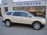 2009 Gold Mist Metallic Buick Enclave CXL #74684520