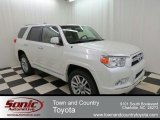 2013 Blizzard White Pearl Toyota 4Runner Limited 4x4 #74732738