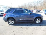 2013 Atlantis Blue Metallic Chevrolet Equinox LT AWD #74732500