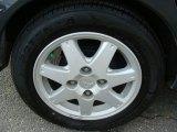 Mitsubishi Lancer 2002 Wheels and Tires