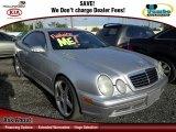 2001 Mercedes-Benz CLK 430 Coupe
