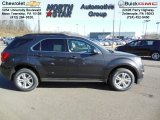 2013 Tungsten Metallic Chevrolet Equinox LT AWD #74732475