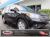 2013 Kona Coffee Metallic Honda CR-V EX-L #74732239