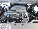 2013 Chevrolet Silverado 1500 LS Extended Cab 4x4 4.8 Liter OHV 16-Valve VVT Flex-Fuel Vortec V8 Engine